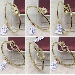 Jewelry - 18K Saudi Gold Bangles